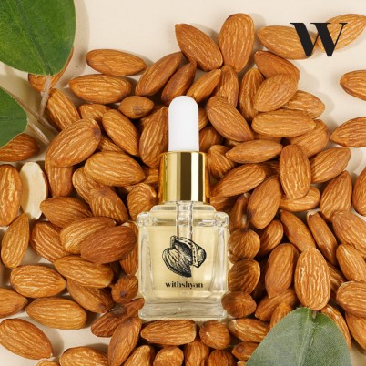 WithShyan Care Almond oil