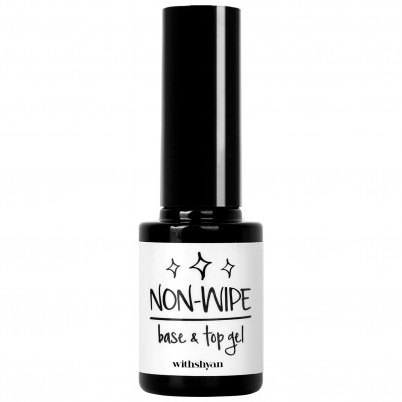 BASE AND TOP NON-WHIPE GEL WITHSHYAN 10 ML